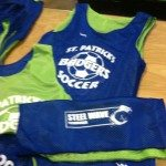 Soccer Training Pinnies
