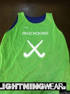 Field hockey womens pinnies