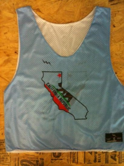 california republic pinnies