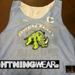 Connecticut Lacrosse Pinnies