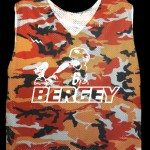 Camouflage Reversible Jerseys