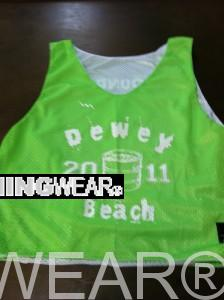 Dewey Beach Delaware Lacrosse Pinnies