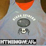 Disco Spiders Lacrosse Pinnies