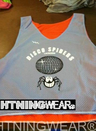 The Disco Spiders Pinnie
