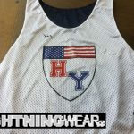 Harvard Yale Rowing Pinnies