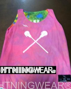 Pearl River Lacrosse Pinnies