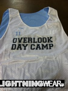 overlook day camp pinnies