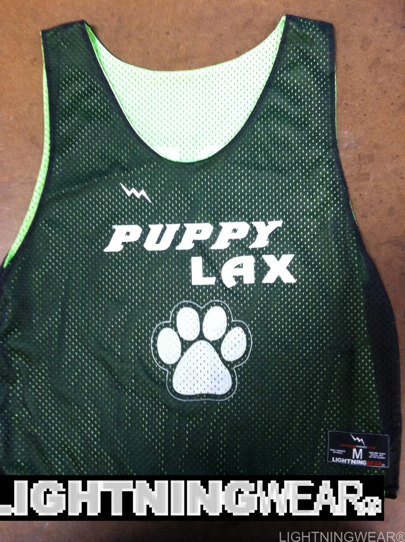 puppy lax pinnies