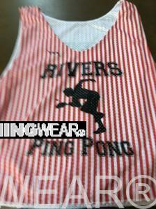 ping pong pinnies