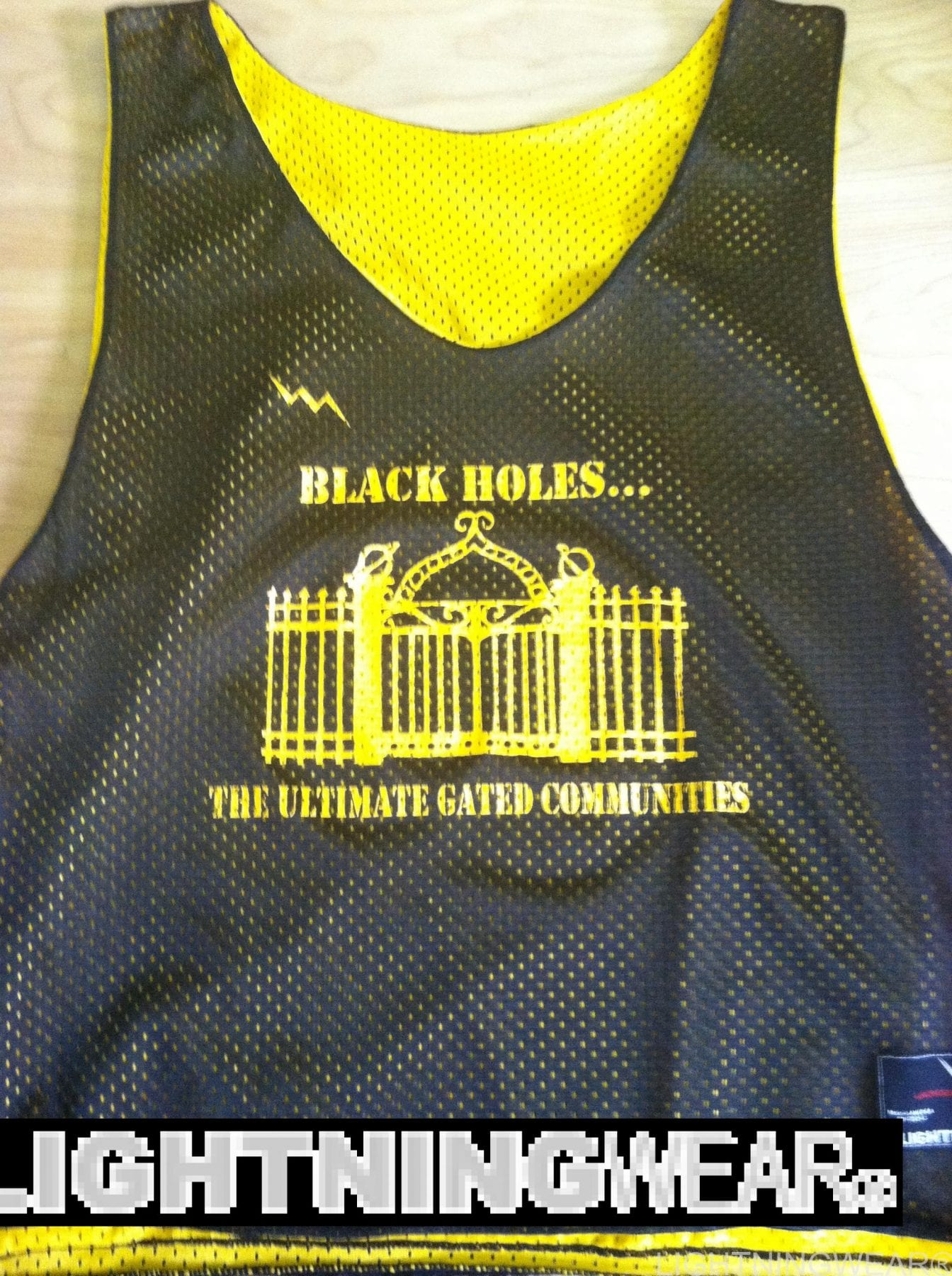black holes pinnies