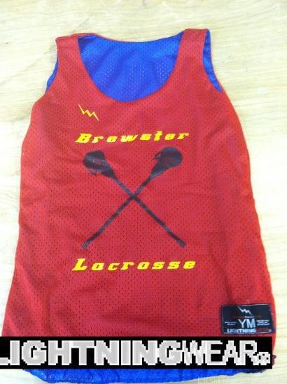 brewster lacrosse