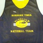 Burbank YMCA Pinnies