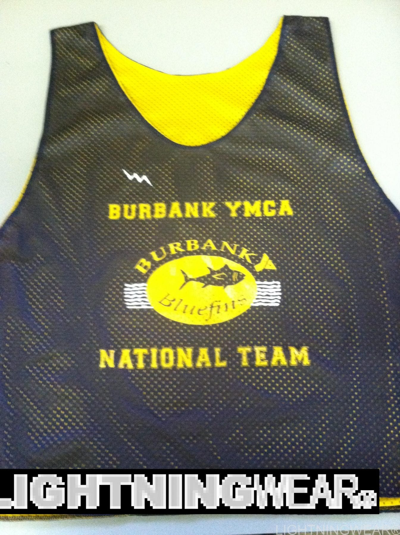 Burbank Swim Pinnies