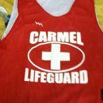 Carmel Lifeguards Pinnies