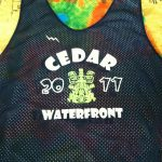 Cedar Waterfront Pinnies