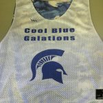 Cool Blue Galation Pinnies