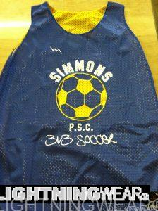 soccer mesh pinnies