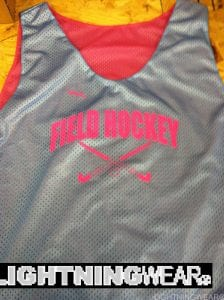 Field Hockey Reversible Pinnies
