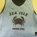 Sea Isle Private Eyes Party Pinnies