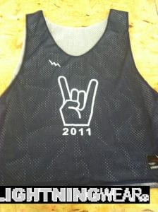 Shocker Pinnies