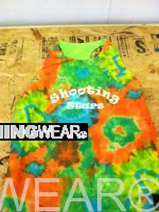 Womens Shooting Stars Lacrosse Pinnies