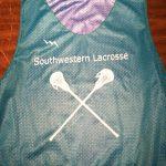 Southwestern Lacrosse Pinnies