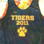 Tigers Soccer Pinnies