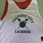 Traverse City Lacrosse Team Pinnies