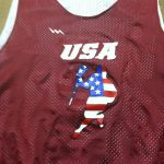 USA Lacrosse Pinnies