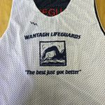 Wantaugh Lifeguards Pinnies – Lifeguard Reversible Jerseys – Custom Lifeguard Tank tops