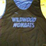 Wildwood Wombats Pinnies