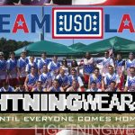 Team USO Lacrosse Uniforms
