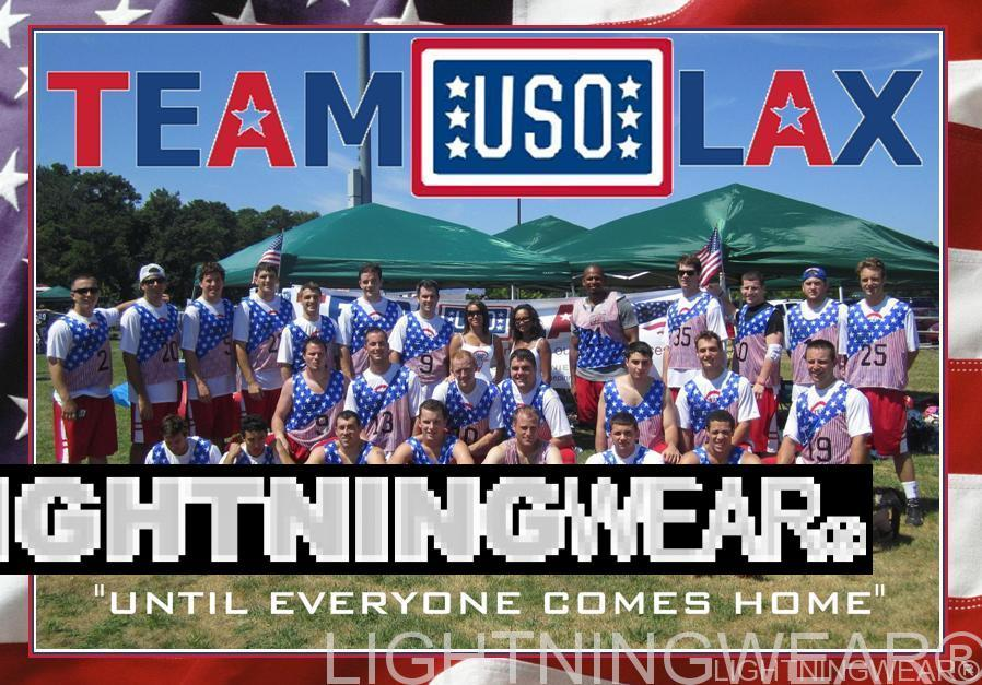 Team USO Lax Group