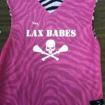 Collegiate Cut Womens Reversible Practice Lacrosse Jersey