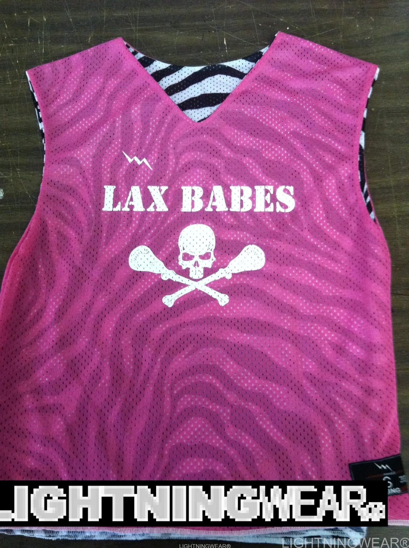 lax babes pinnies