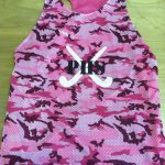 Camouflage Pinnies