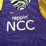 Reppin NCC Pinnies