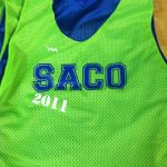 SACO 2011 Pinnies