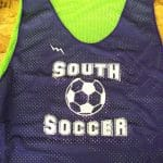 Custom Soccer Reversible Jerseys