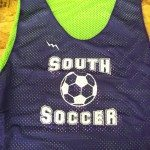 Soccer Reversible jerseys