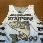 Susquehanna Stripers Pinnies