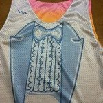 Sublimated Tuxedo Pinnies Tuxedo Reversible Jerseys – Prom Pinnies – Party Pinnies