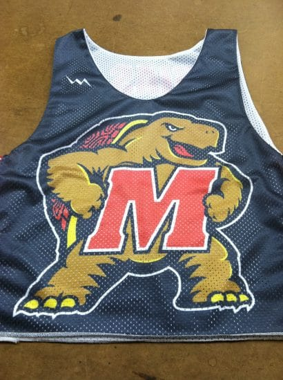 terps pinnies