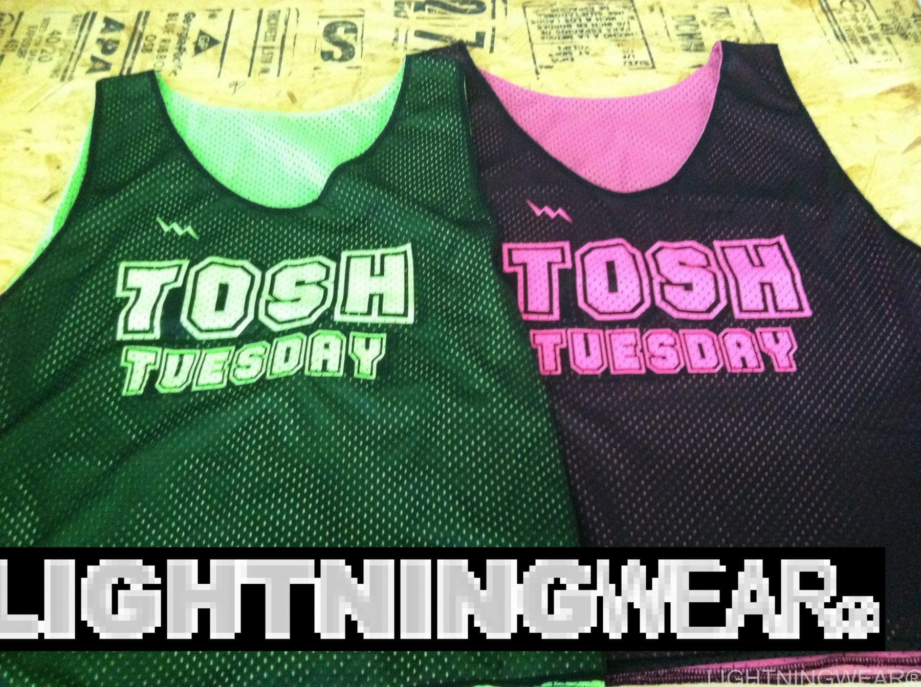 tosh tuesday pinnies
