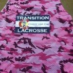 Girls Camouflage Reversible Jerseys