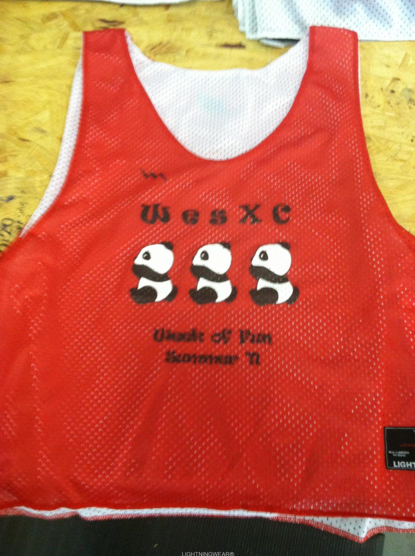 westxc pinnies