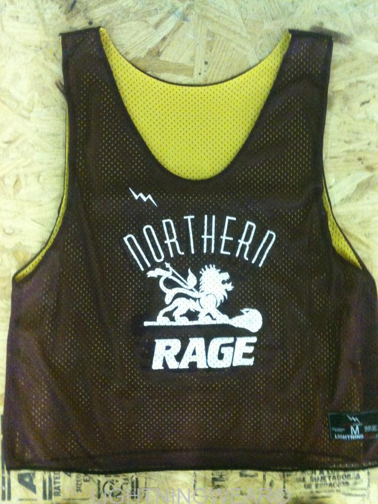 northern rage pinnies