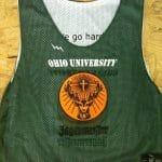 Ohio Pinnies – Jagermeister Pinnies – Party Pinnies – University Pinnies