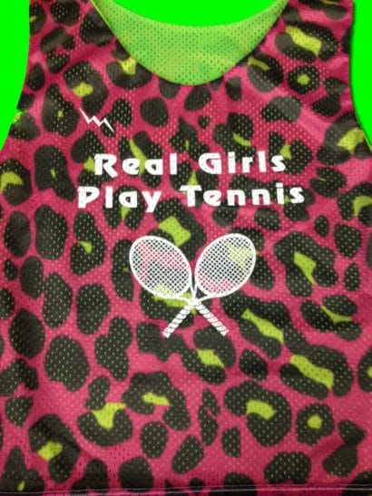 tennis pinnies