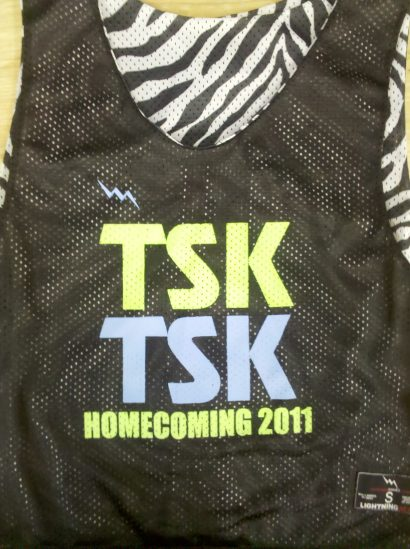 tsk homecoming pinnies